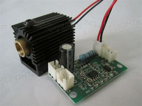 green laser diode heat sink new 532nm 200mw green laser module with driver 808nm 532nm 660nm ttl heat sink in laser