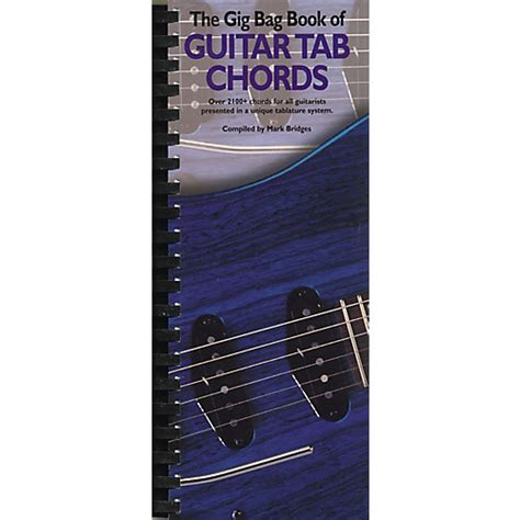 picture book chords sales gig bag book of guitar chords musician s friend