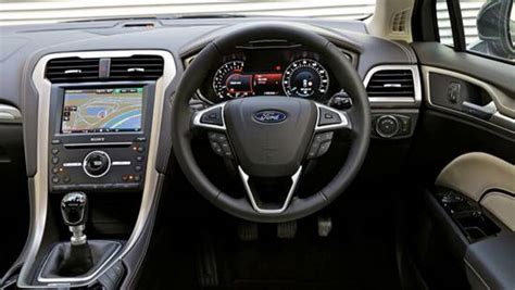 New Ford Mondeo Interior by New Ford Mondeo 2018 Reviews Ford Redesigns