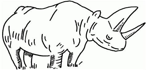 imagenes para colorear rinoceronte dibujos para colorear de rinocerontes im 225 genes y fotos