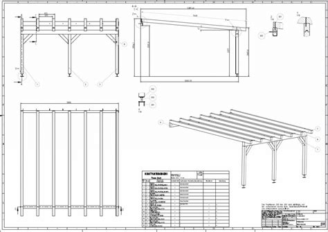 carport selber bauen anleitung terrassenuberdachung selber bauen bauplan eyesopen co