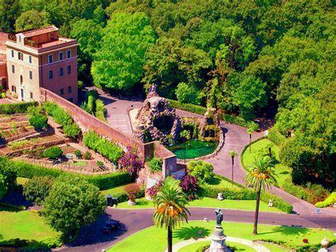 giardini vaticani visita tour autobus giardini vaticani biglietti musei vaticani