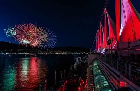 new year events vancouver canada day in vancouver celebrations fireworks