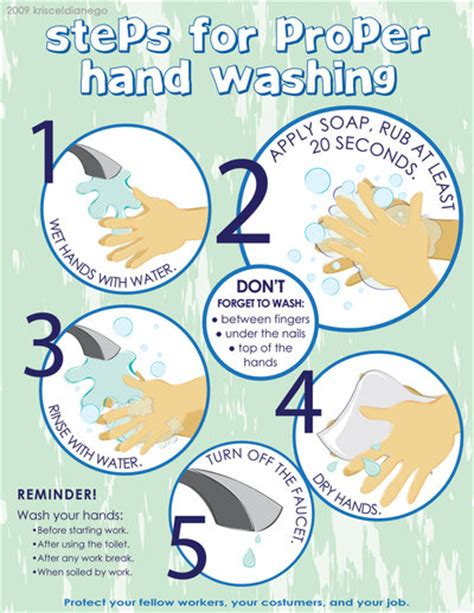 how to wash hand properly in step by step and propery steps for proper washing by artistindamaking on deviantart
