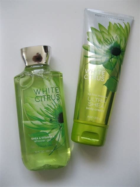 Bath And Works White Citrus bath and works white citrus 24 hour moisture ultra