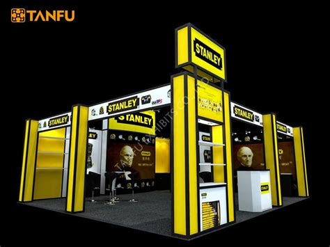 booth design lighting tanfu 10 x 10 or 3 x 3 aluminum tradeshow display booth