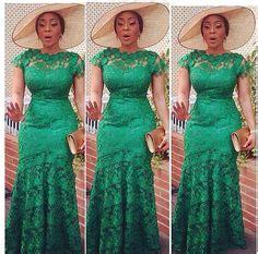 red ase obi nigerian wedding styles nigerian aso ebi styles blue