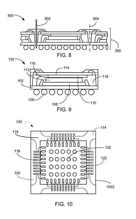 integrated circuit packaging companies patent us8124451 integrated circuit packaging system with interposer patents