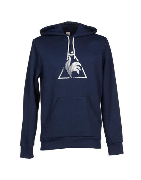 Jacket Hoodies Gojek 06 le coq sportif sweatshirt in blue for lyst