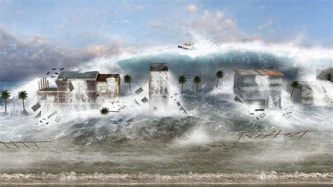 Tsunami Also Search For Mega Tsunami Wave Of Channel