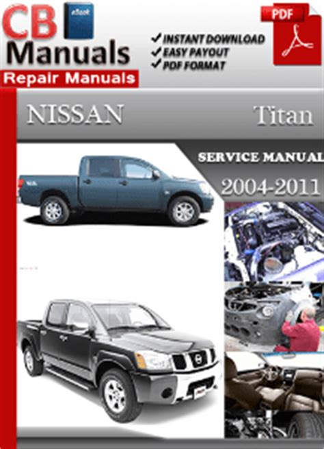 Nissan Titan 2005 Service Manual Free Download Service