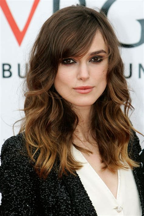 side swept bangs for a square face women hairstyles the best bangs for a square face shape hair world magazine