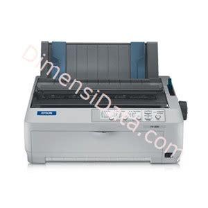 Printer Epson Murah Dibawah 1 Juta jual printer epson fx 890a impact 9 pin harga murah