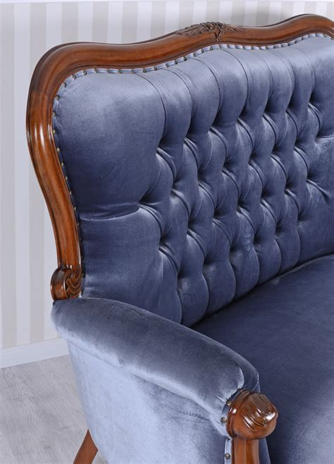 boudoir couch boudoir sofa canap 233 antique couch velvet mahogany bench