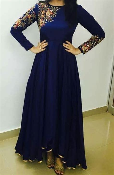 fatimabi  size fashion indian designer engagement blue