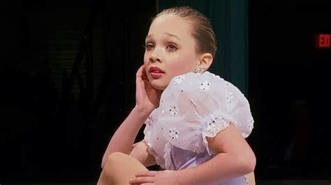 dance moms maddie ziegler cry dancemoms maddie mackenzie ziegler review