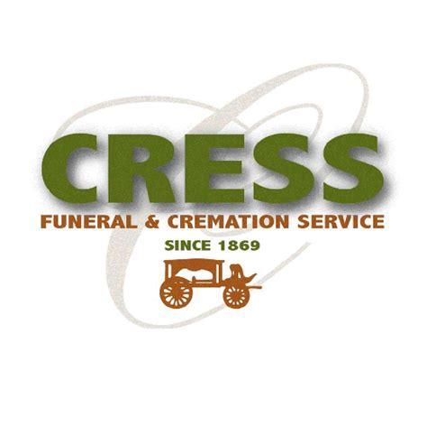 Cress Funeral Home cress funeral home cressfuneral