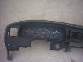 Toyota Truck Parts And Accessories 92 93 Truck Dash Toyota Minis Dedicated To Classic