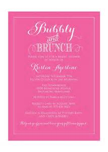 brunch invitations chagne brunch invitation bridal shower invitation brunch and bubbly invitation bridal