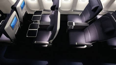 pictures of premium economy seats on airways airline review airways world traveller plus