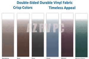 carefree colors dometic a e carefree rv awning replacement fabric