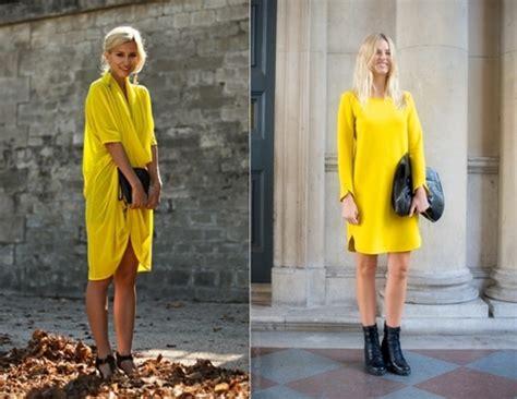 Trend Alert Winter Yellow by Trend Alert Yearning For Yellow Lottiebeth