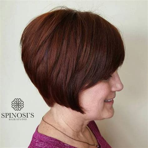 28 Edgy And Elegant Haircuts For Women Over 50   Ritely