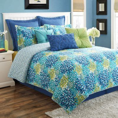 Aqua Blue Bedding by Buy Aqua Blue Bedding Sets From Bed Bath Beyond