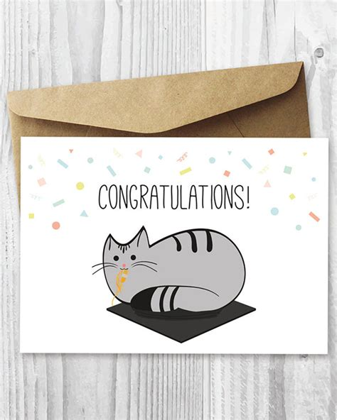 graduation card template free congratulations card template 20 free sle exle