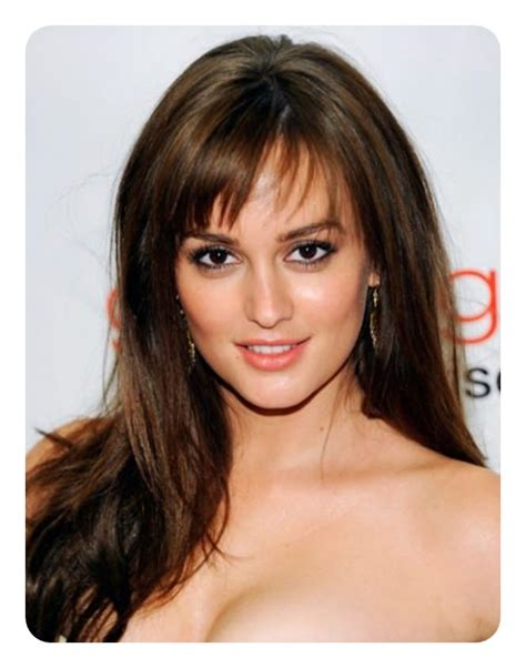 how many types of hair bangs are there 64 sexy wispy bang ideas that will change your whole look