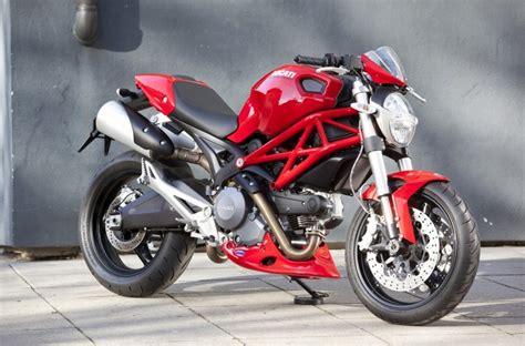 Motorrad Magazin Impressum by Spoiler 1 Ducati 796 Bj 2012 Ral Farbe Rot