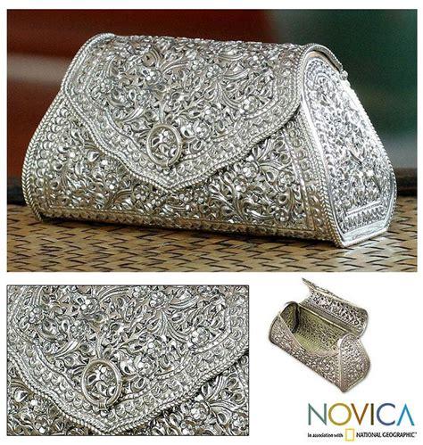 40655 25 Handbag Pearl Pink best 25 silver handbags ideas on silver