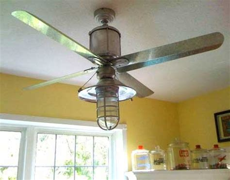 barn light electric galvanized fan blades are now available