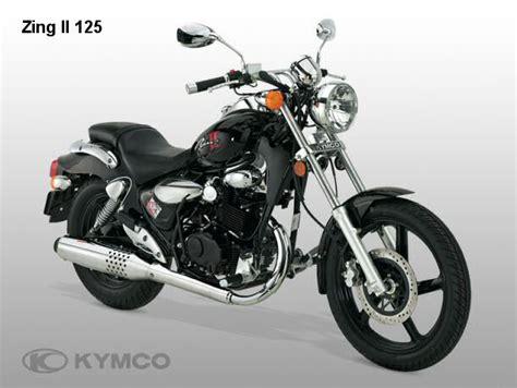 125 Kymco Motorrad by Kymco Zing Ii 125 Bike Bei Www Auto Teile Motorrad De