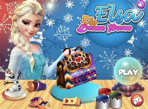 design games elsa elsa shoes design frozen games