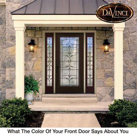 how to choose the right front door color rafael home biz what the color of your front door says about you