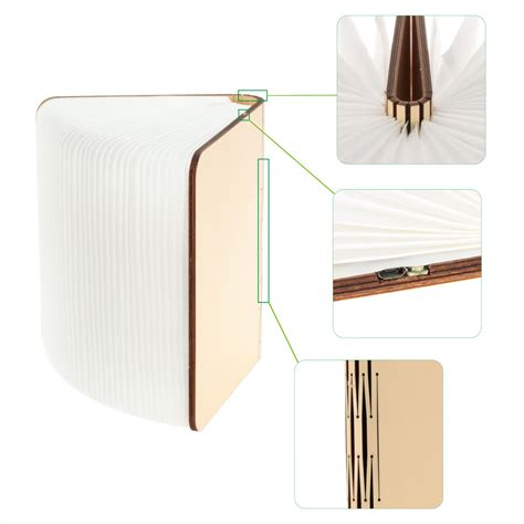 Rechargeable Folding Led Book L led rechargeable folding book light end 1 29 2018 3 15 pm
