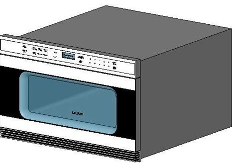 Wolf Microwave Drawer 24 by Revitcity Object Wolf 24 Quot Drawer Microwave Mwd24