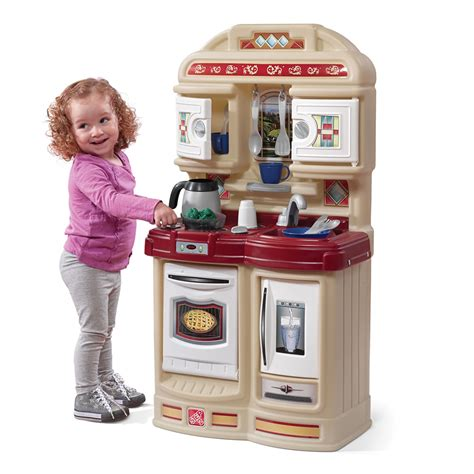 Step Two Kitchen by Cozy Kitchen Play Kitchen Step2