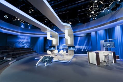 Desisti Lighting Production Studios Prosiebensat 1 Puls 4 Hd Studio Live