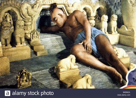 The Thief Of Bagdad the thief of bagdad 1940 rex ingram tbgd 002 stock photo