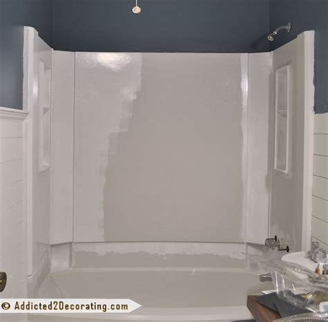 bathroom refinishing ideas hometalk diy painted bathtub