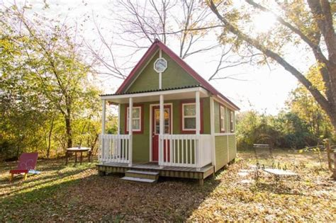 tiny home rentals group hopes to build village of tiny houses in kc s urban