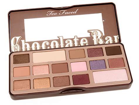 Faced Chocolate Bar Eye Shadow faced the chocolate bar original chocolate bar eye