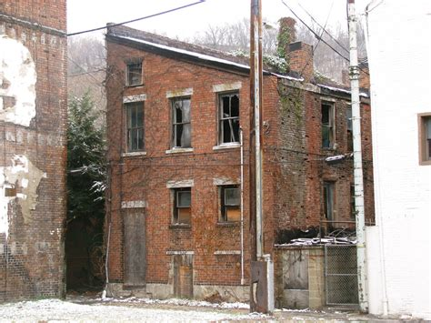 5 Year Mba Wheeling Wv by Abandoned Wheeling Wv An Abandoned Dilapidated Building