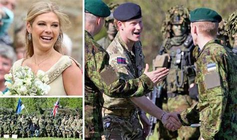 Prince Harry teased about ex girlfriend Chelsy Davy as he