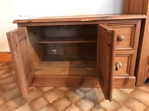 Pine Tv Cabinets For Sale by Pine Tv Cabinet For Sale In Castlebar Mayo From Lignarius