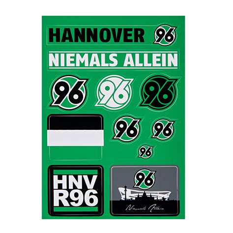 Aufkleber Ultras Hannover by Aufkleberkarte Hannover 96