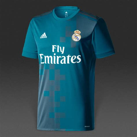 real madrid 2017 18 third away soccer jersey