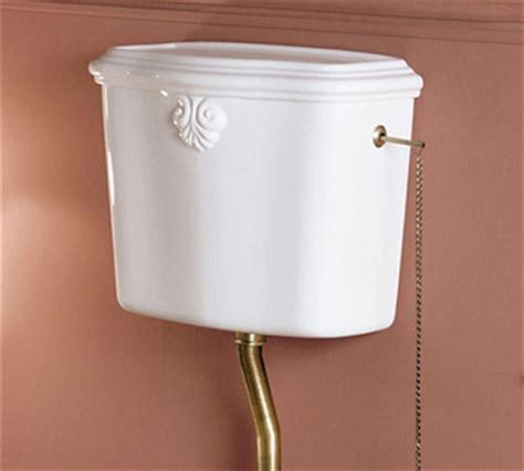 cassetta water arredare il bagno in stile vittoriano bagnolandia